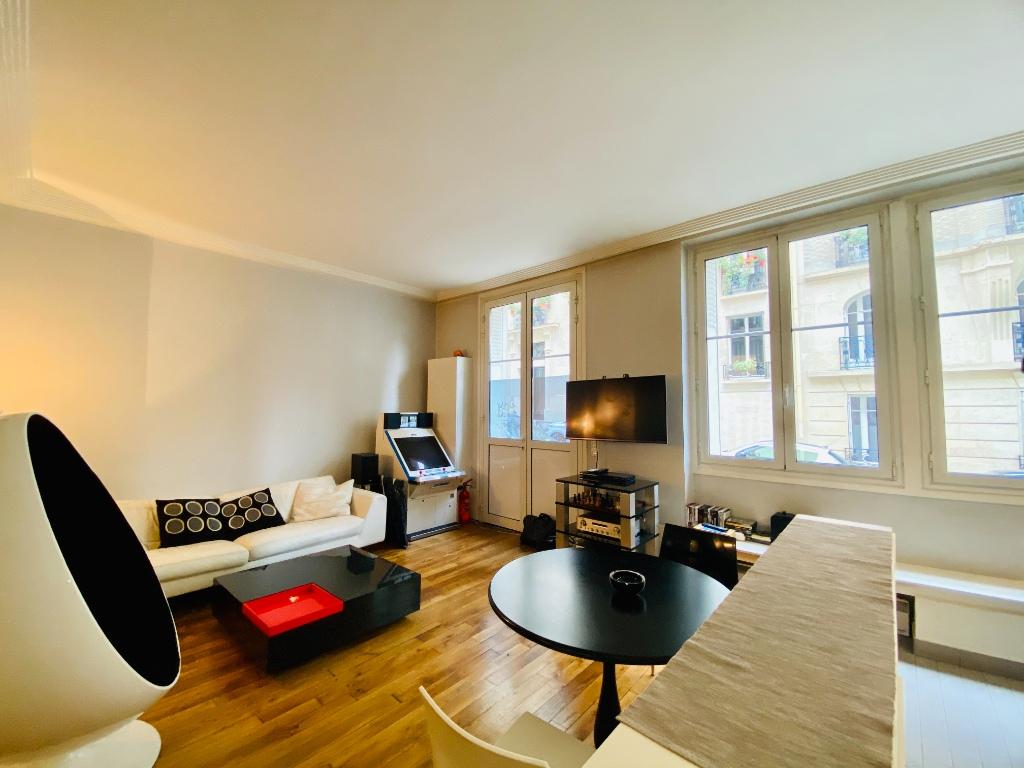 Paris apartment 2 room (s) 53.41 m2 3