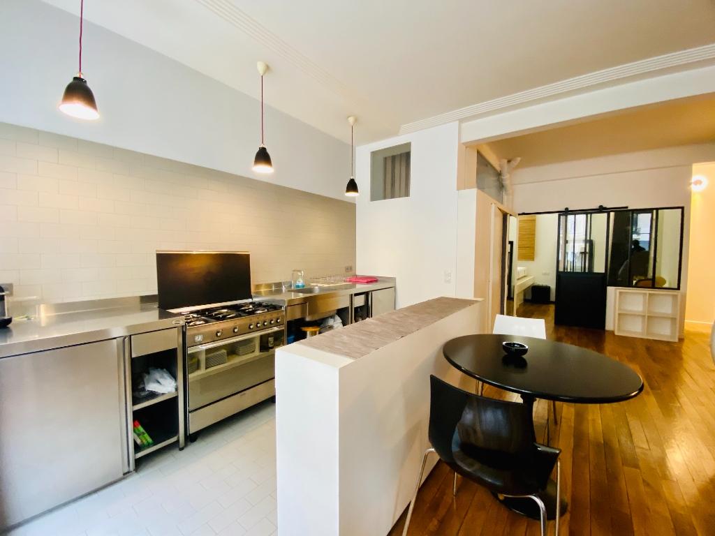 Paris apartment 2 room (s) 53.41 m2 4