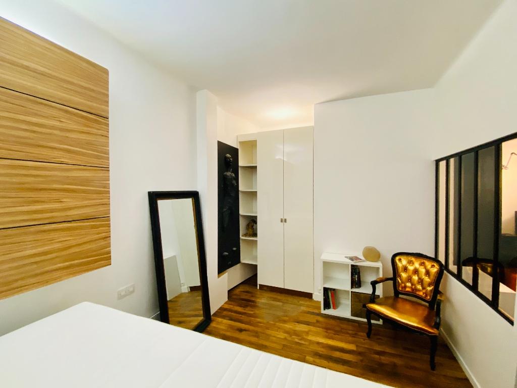 Paris apartment 2 room (s) 53.41 m2 7