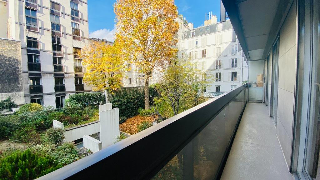 Appartement Paris 17 2 pièce(s) 49 m2 1