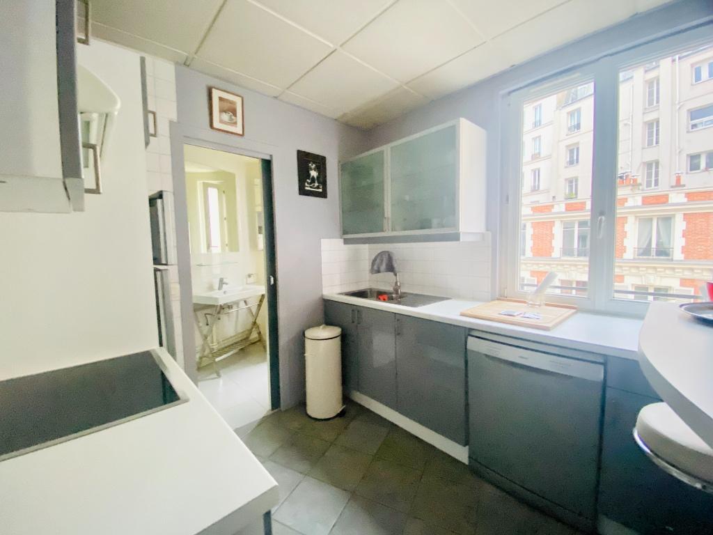 Montmartre 3 pièce(s) 70 m2 meublé 4