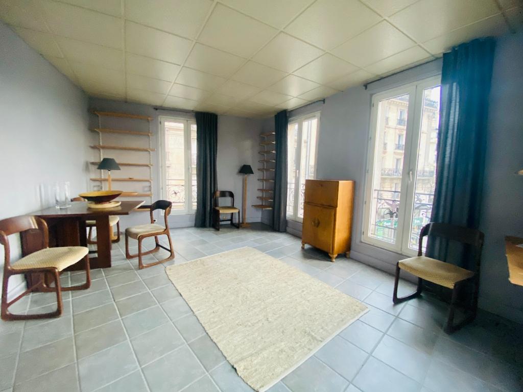 Montmartre 3 pièce(s) 70 m2 meublé 7