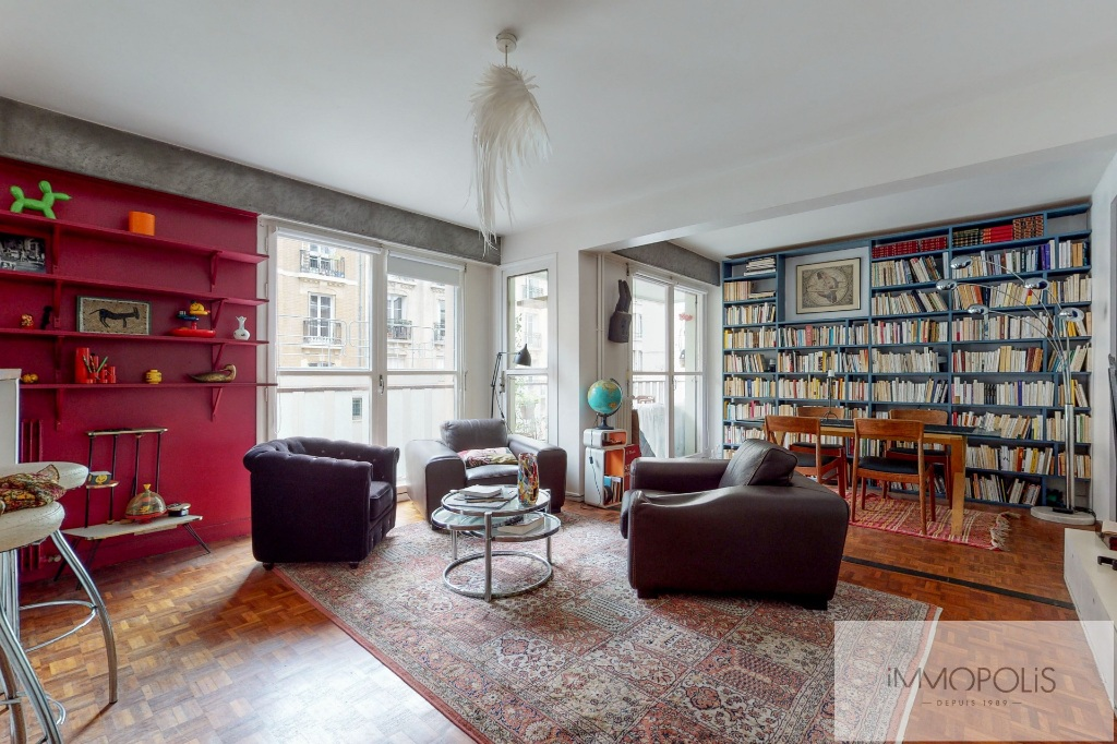 Charming Apartment Guy Môquet Sector with Balcony / Terrace 3