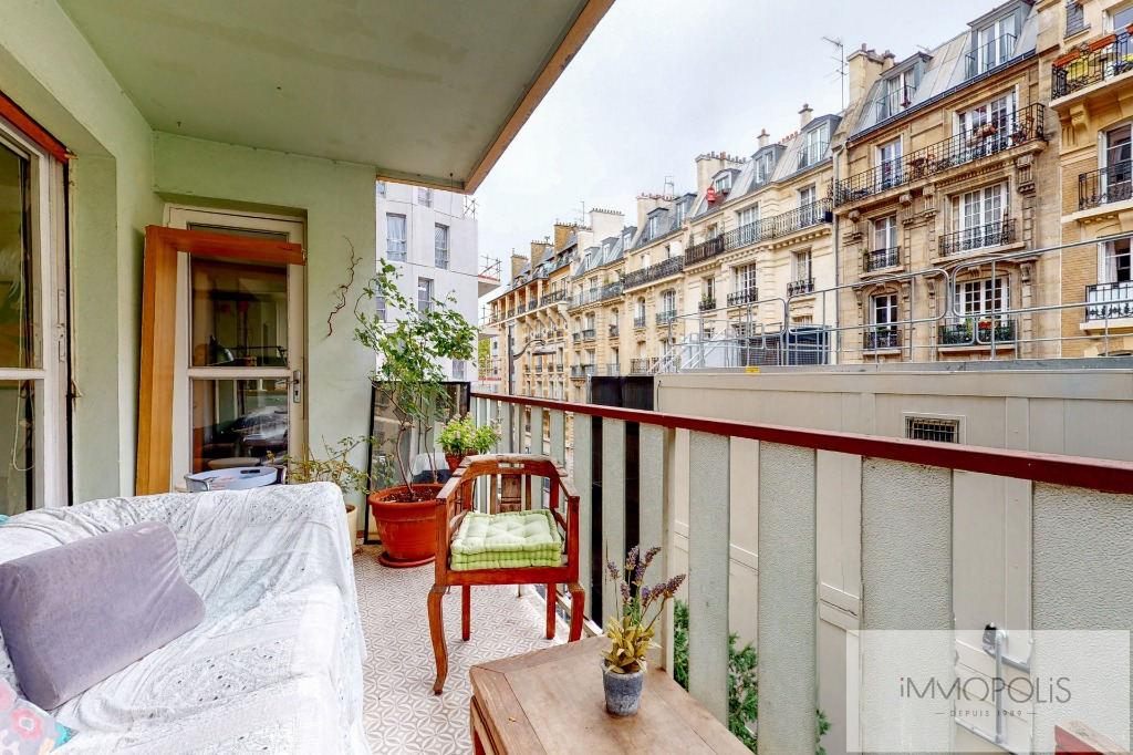 Charming Apartment Guy Môquet Sector with Balcony / Terrace 4