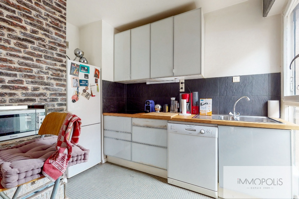 Charming Apartment Guy Môquet Sector with Balcony / Terrace 5