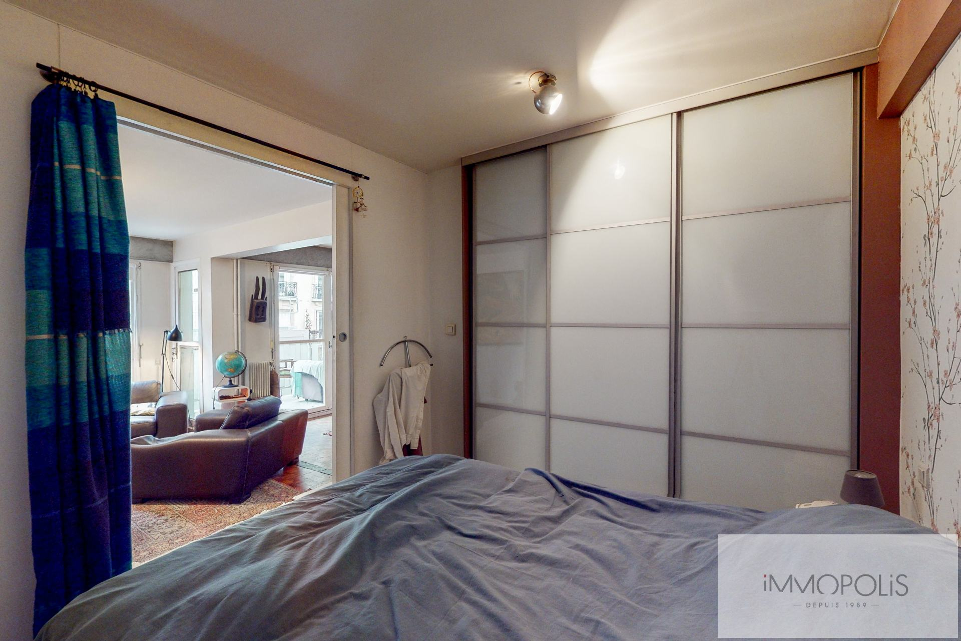 Charming Apartment Guy Môquet Sector with Balcony / Terrace 8