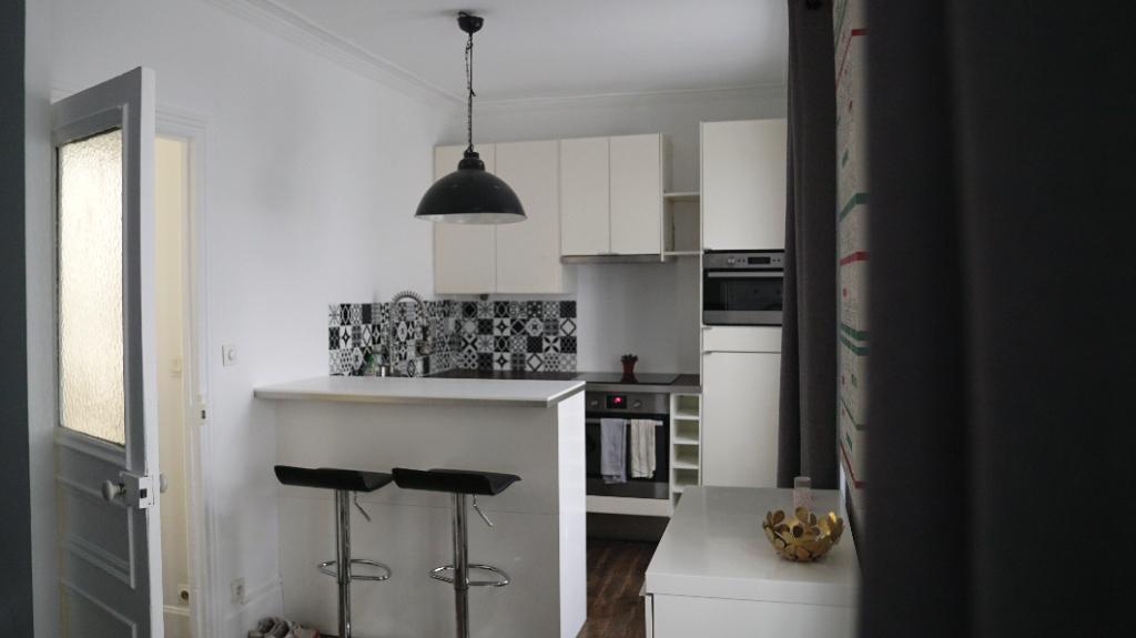 Paris apartment 1 room (s) 25 m2 2