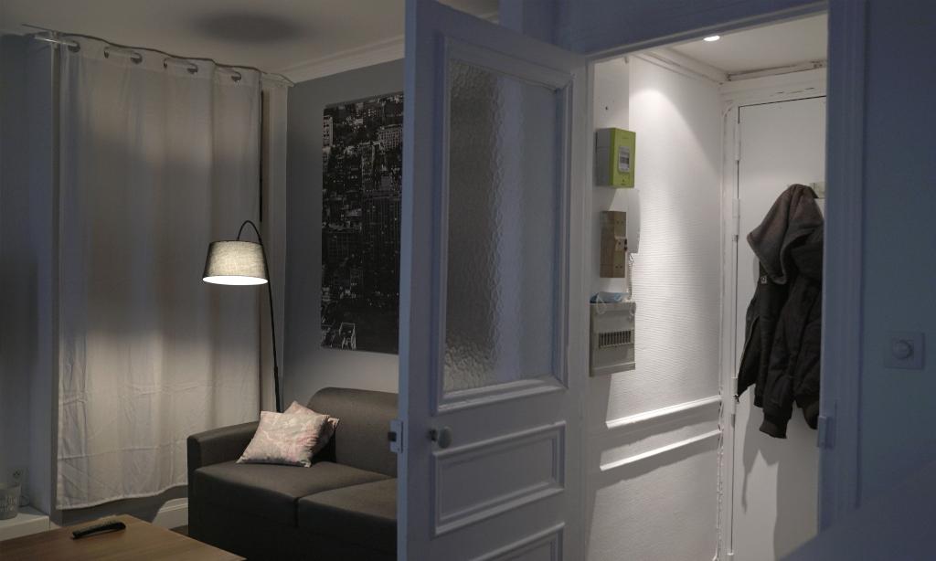 Paris apartment 1 room (s) 25 m2 6