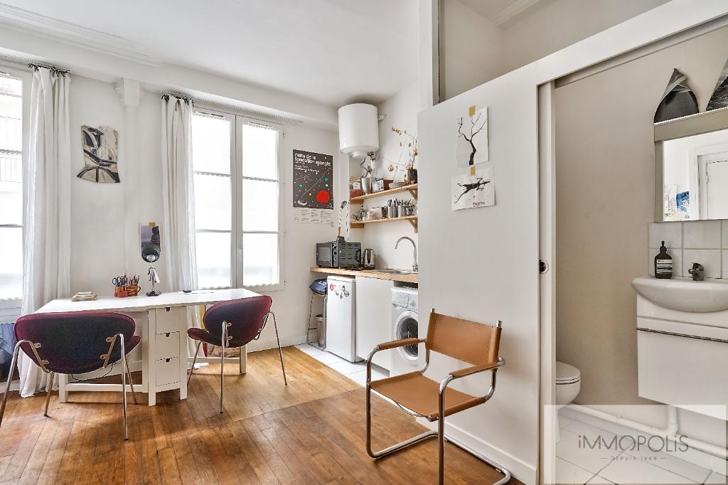 Studio Rue Duhesme – Paris XVIII 7