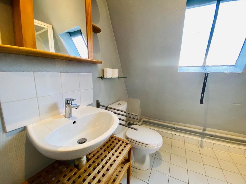 Appartement PARIS 17 – 2 pièce(s) – 30 m2 9