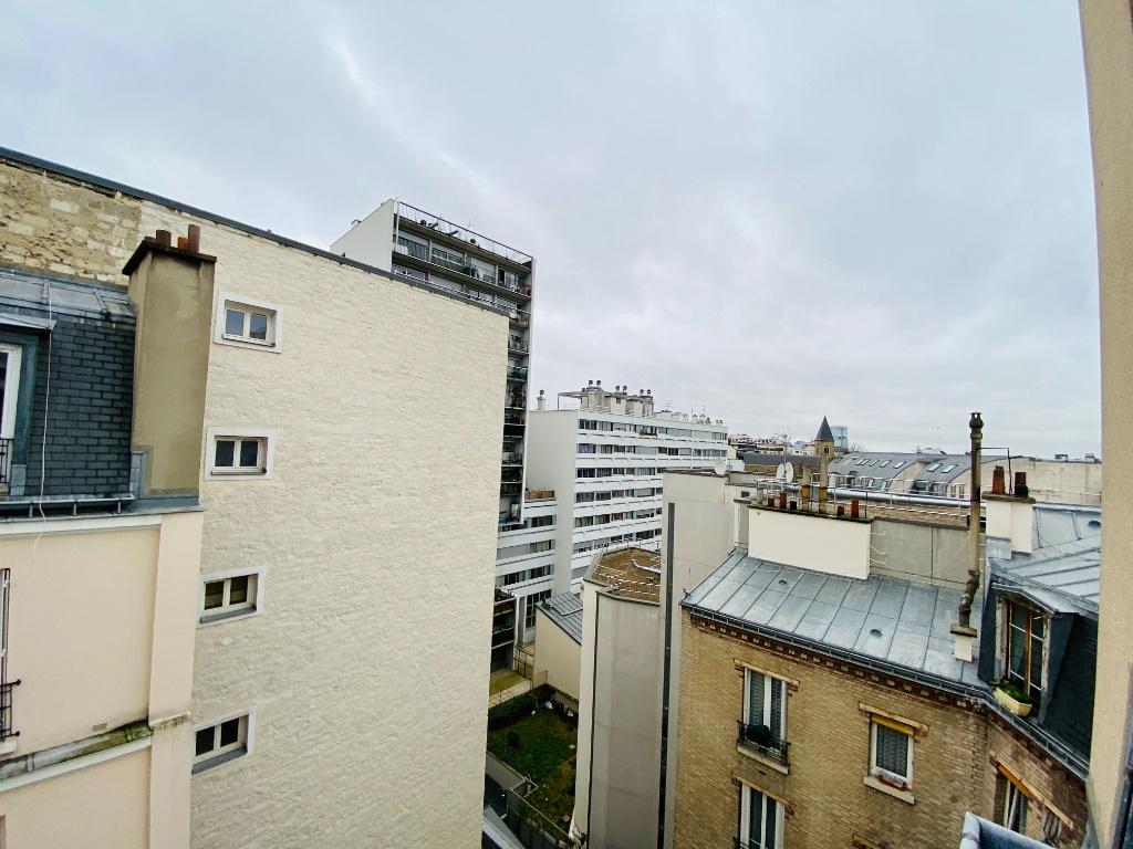 Paris apartment 2 rooms furnished 42 m2 4