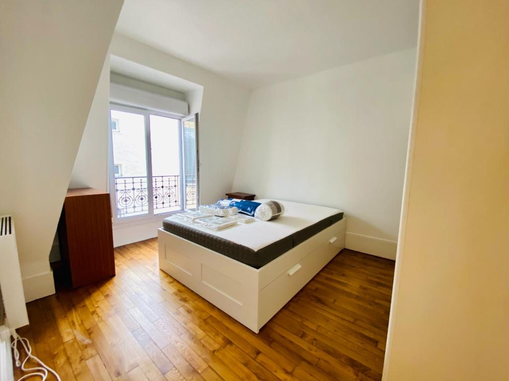 Paris apartment 2 rooms furnished 42 m2 5