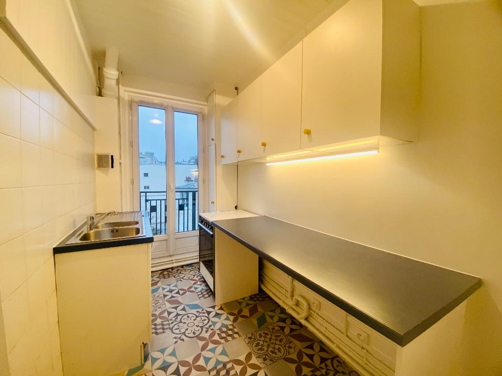 Appartement meublé Paris 2 pièces 43 m2 4