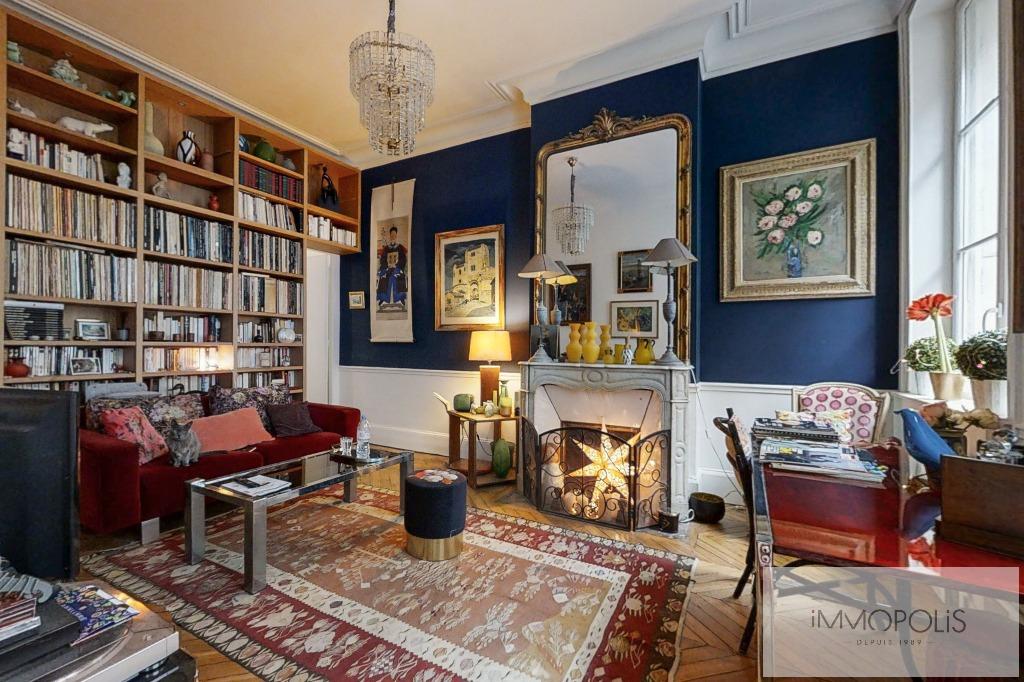 Appartement de charme, rue Moncey, Paris IX. 1