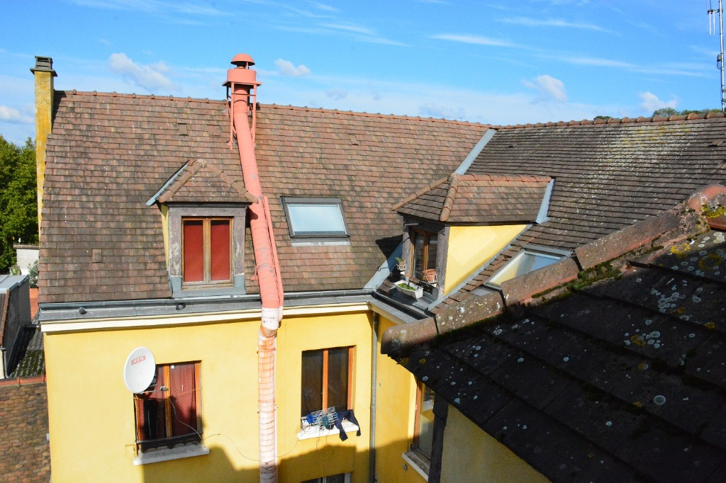 Duplex 39.32m2 Carrez and 61.47 on the ground last floor VILLENEUVE SAINT GEORGES 1