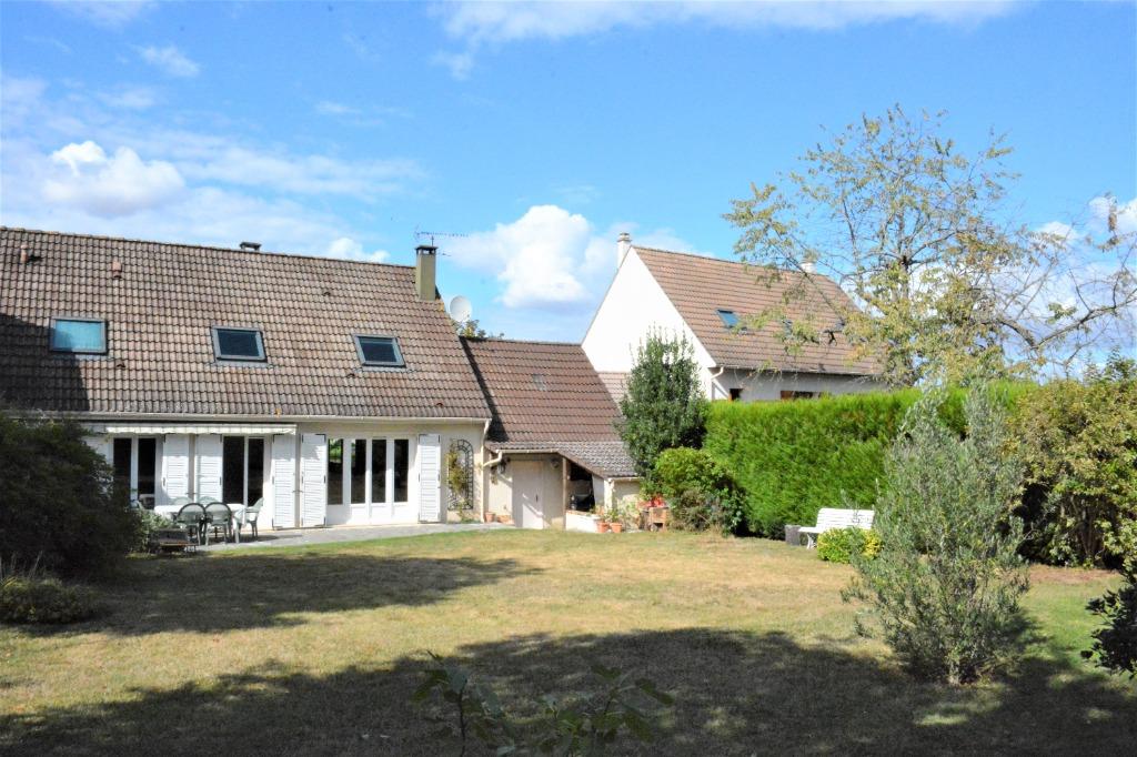 SAINT-SOUPPLETS (Meaux) – HOUSE 145m² WITH 720m² OF LAND 1