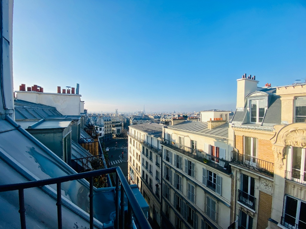 Paris apartment 2 room (s) 38 m2 1