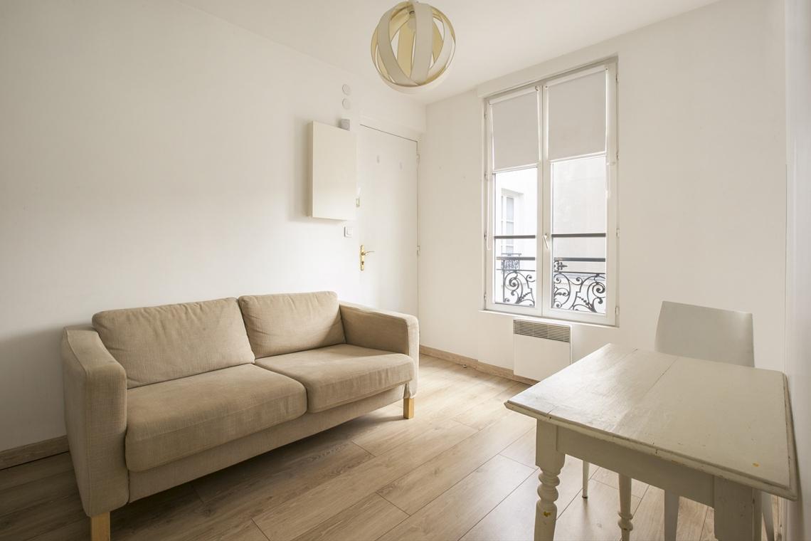 Studio meublé à louer – 22 m² –  Montmartre, Paris 75018 3