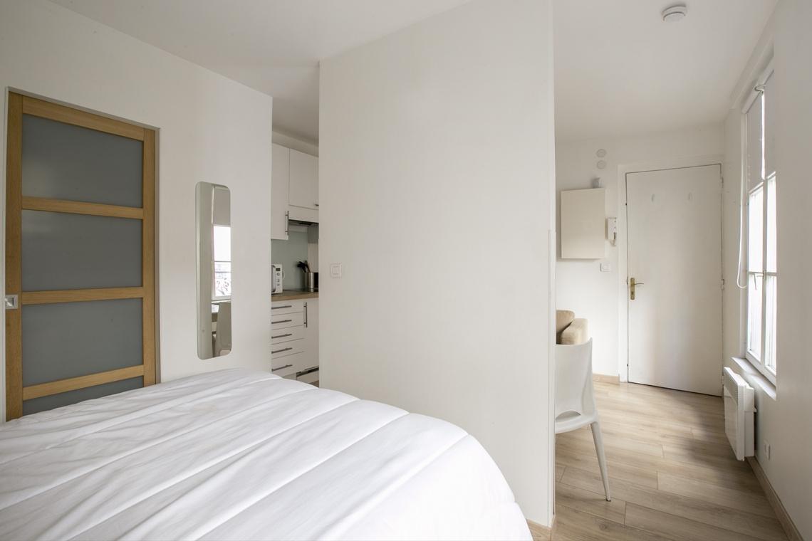 Studio meublé à louer – 22 m² –  Montmartre, Paris 75018 7
