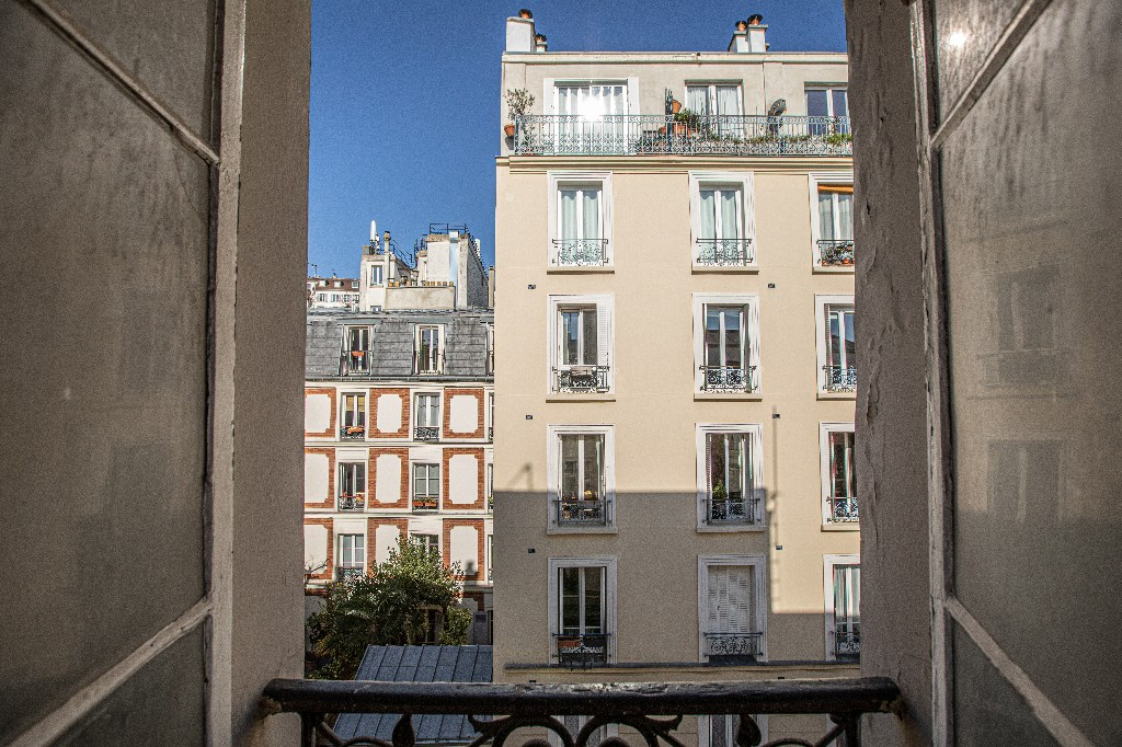 2 rooms in the heart of Montmartre. 3
