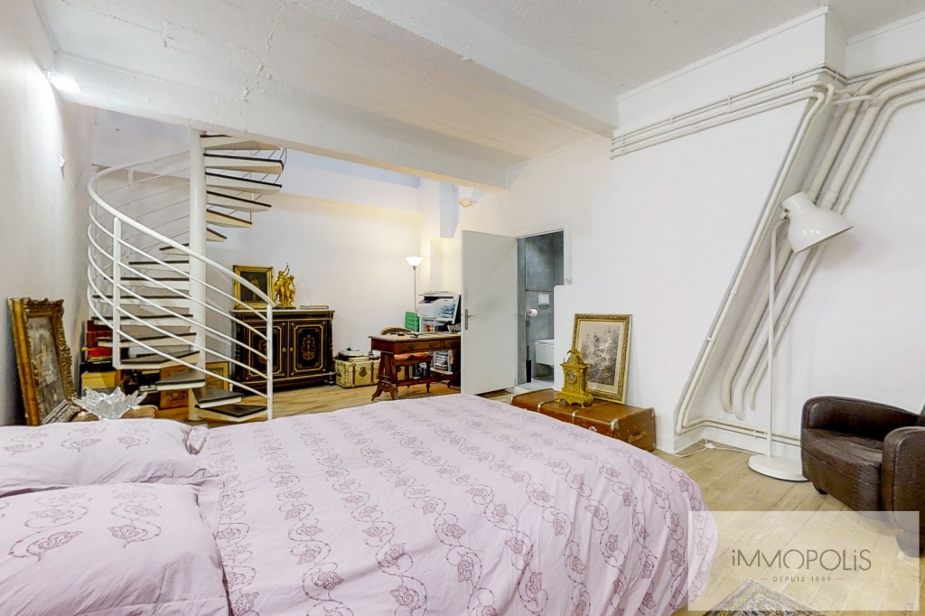 Sublime Loft, Secteur «Cimetière de Montmartre», Paris XVIII. 9