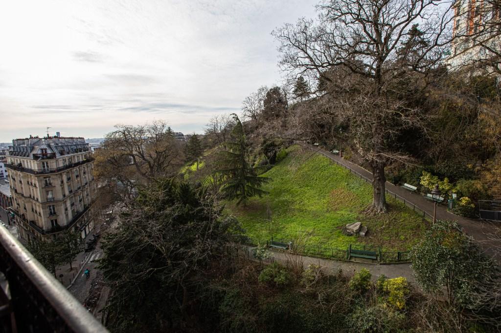 Jardins du Sacré-Coeur BALCONIES – 2 ROOMS OF 28.50M² 1