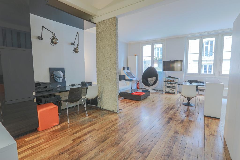 Appartement «esprit loft» quartier Lamarck Caulaincourt 1