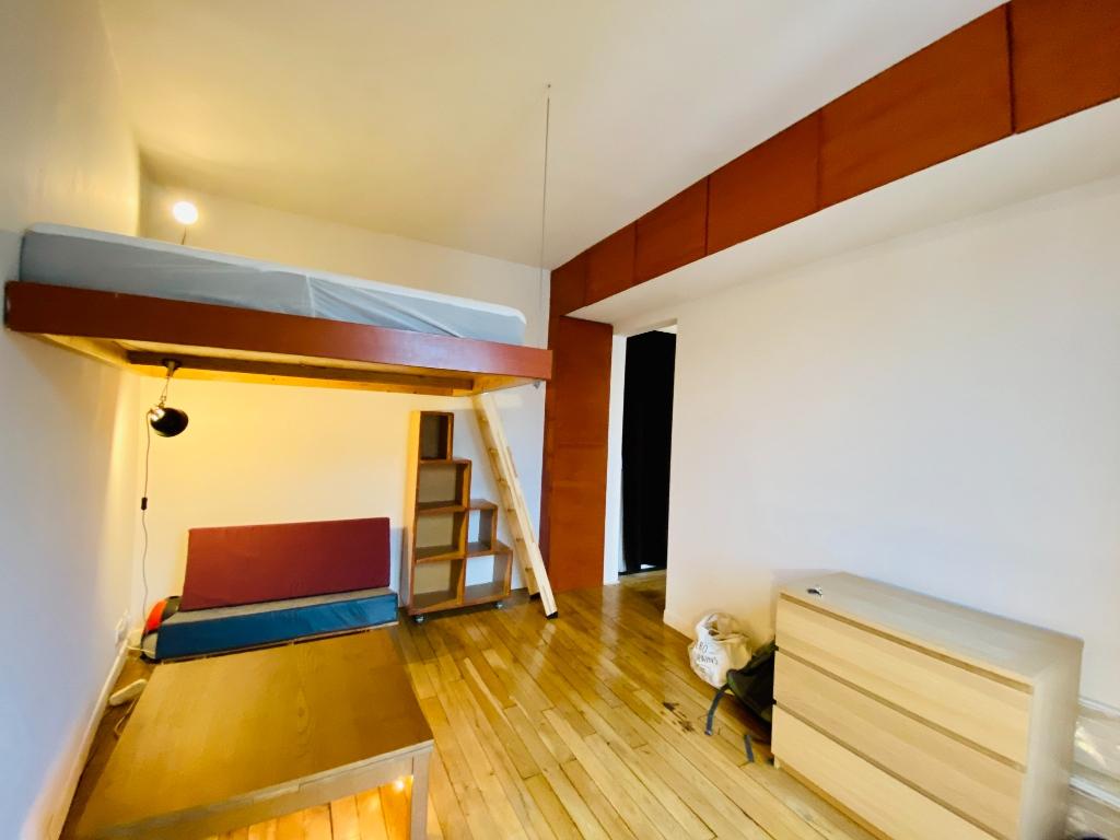 Paris apartment 1 room (s) 19.22 m2 3