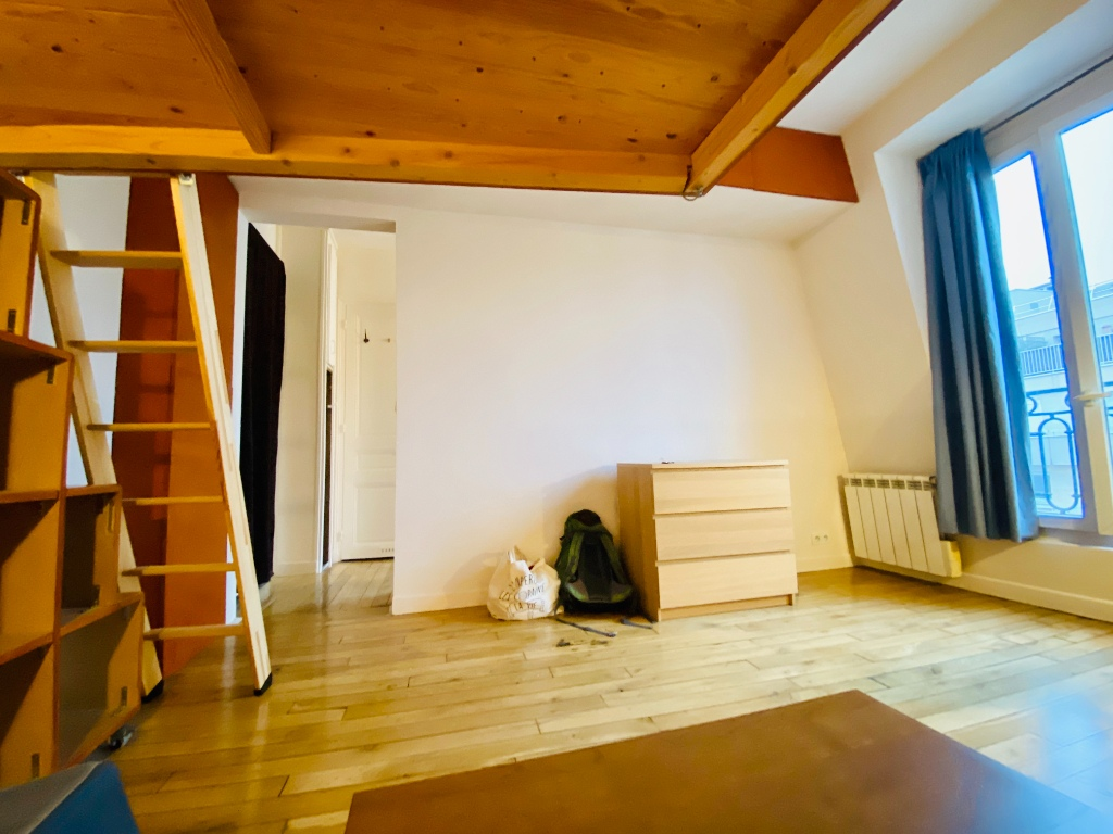 Paris apartment 1 room (s) 19.22 m2 4
