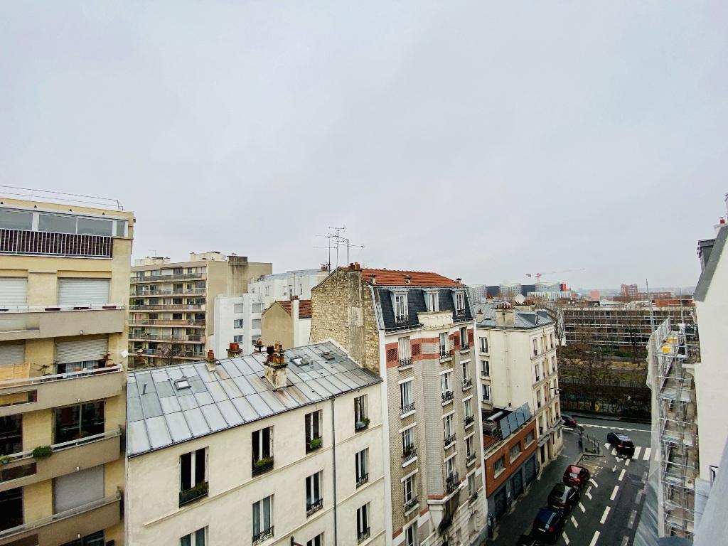 Paris apartment 1 room (s) 19.22 m2 5