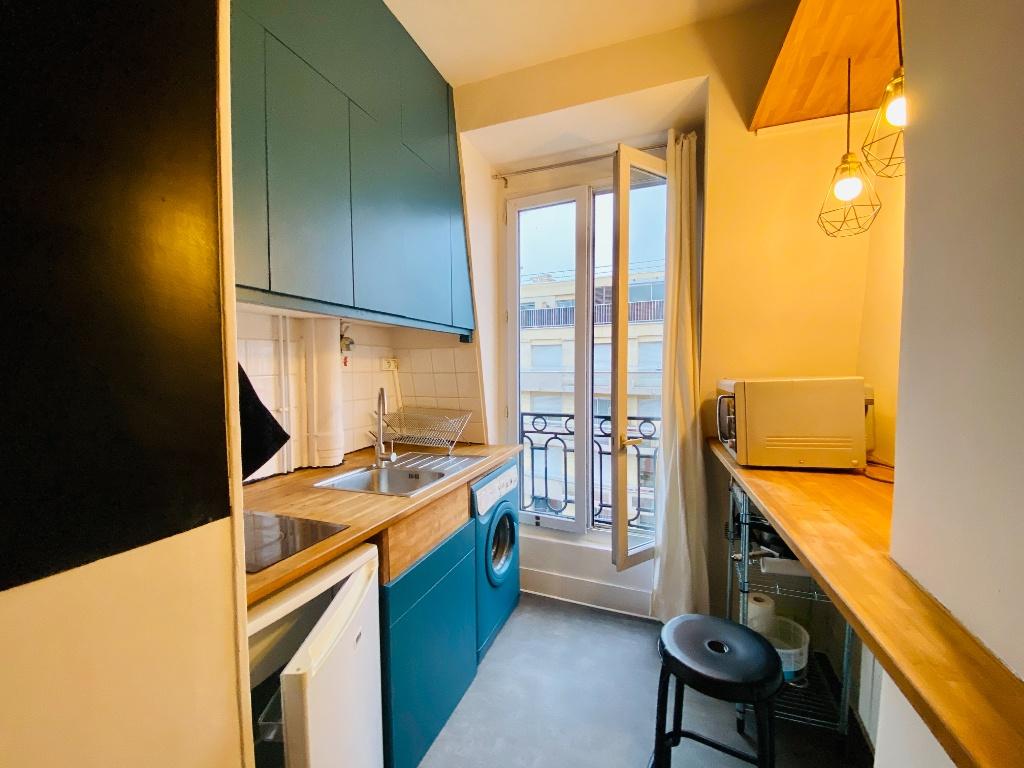 Paris apartment 1 room (s) 19.22 m2 7