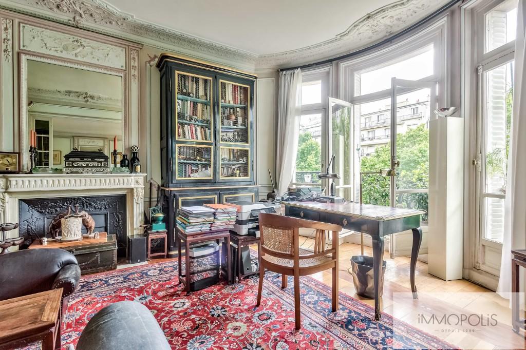 Appartement de réception Paris VII – 6 pièces de 205m2 1