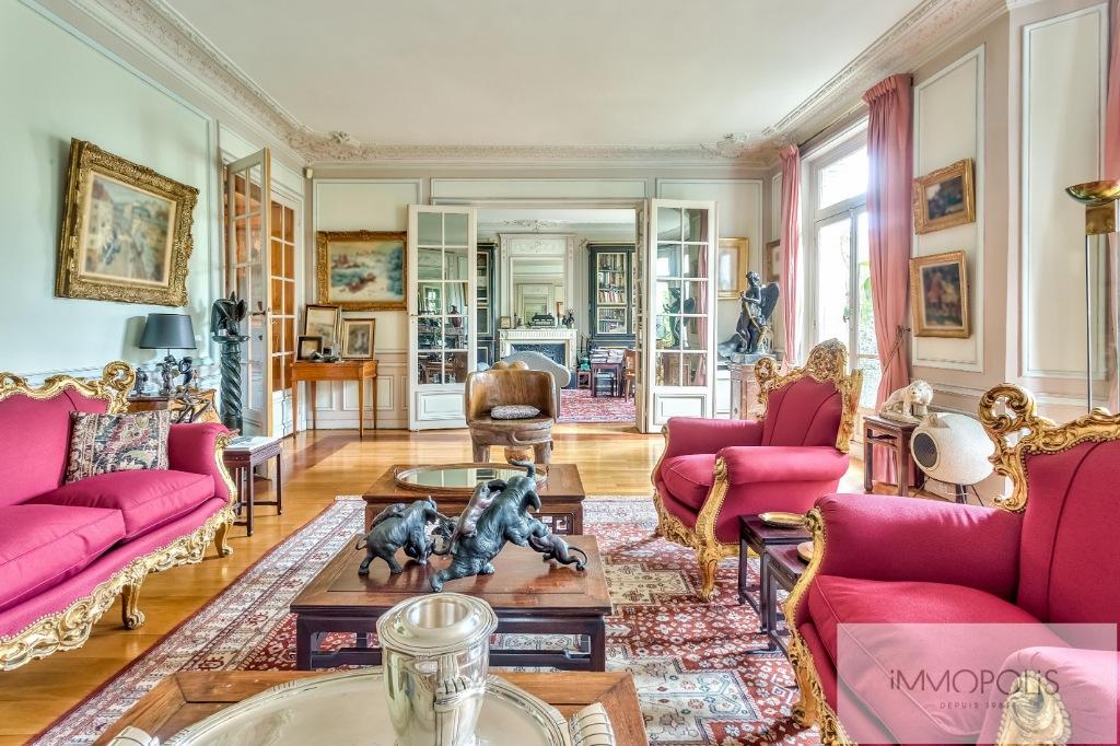 Appartement de réception Paris VII – 6 pièces de 205m2 3