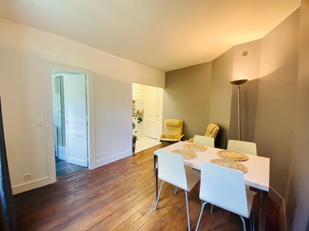 Paris apartment 2 room (s) 31.28 m2 5