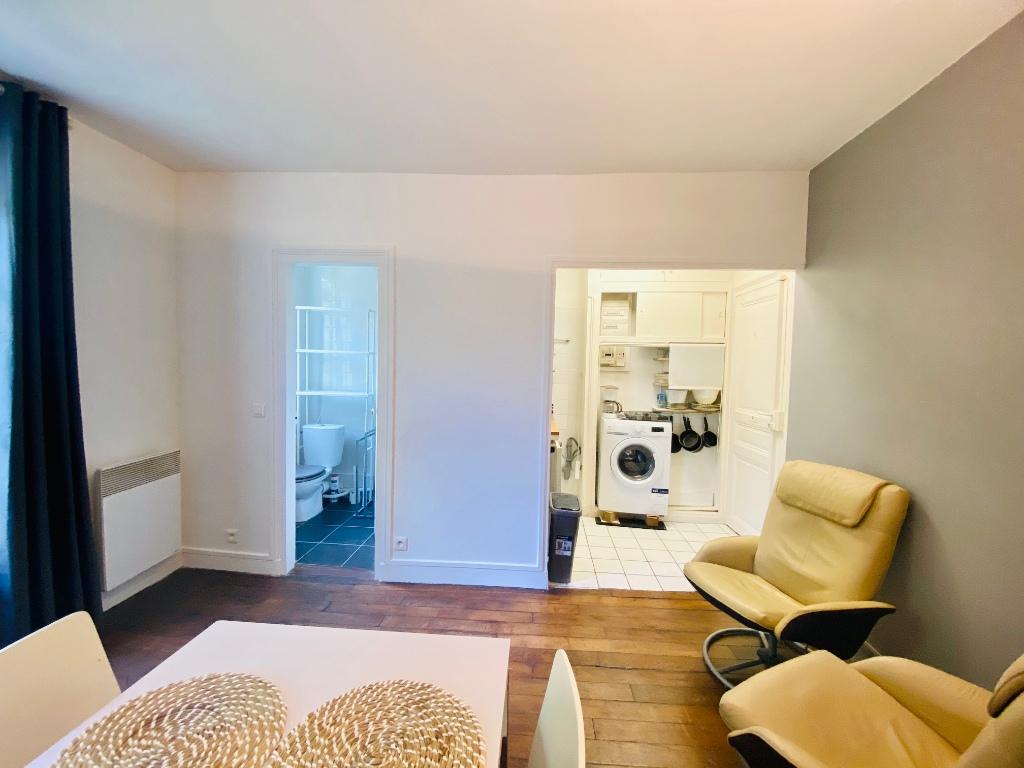 Paris apartment 2 room (s) 31.28 m2 6