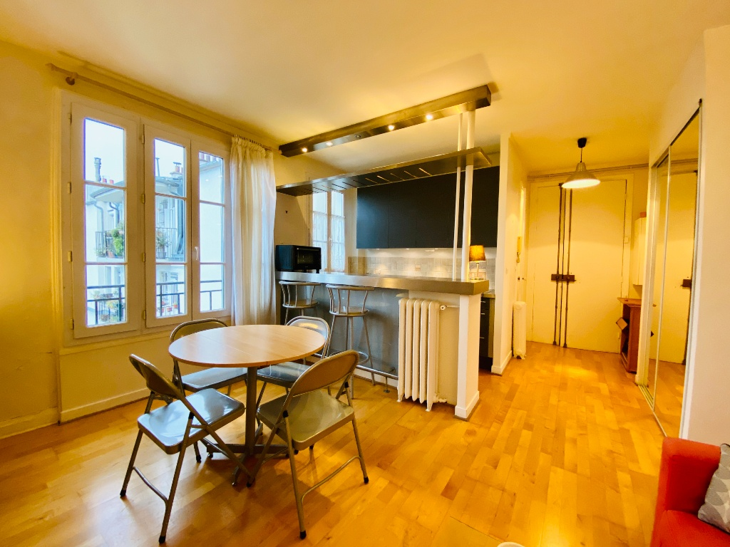 Two furnished rooms – Exceptional area in the heart of Montmartre 2