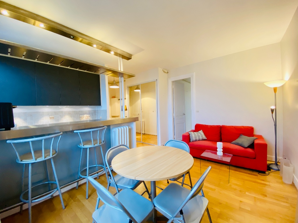 Two furnished rooms – Exceptional area in the heart of Montmartre 3
