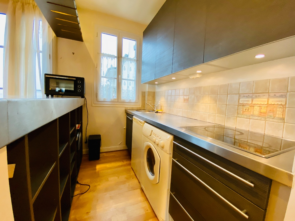 Two furnished rooms – Exceptional area in the heart of Montmartre 4