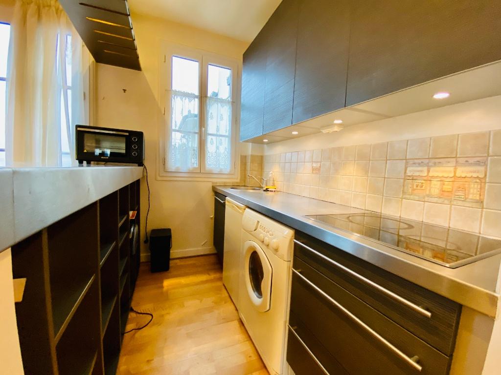 Deux pièces meublé – Quartier exceptionnel au coeur de Montmartre 4