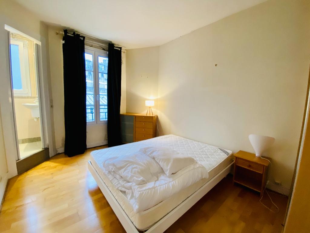 Deux pièces meublé – Quartier exceptionnel au coeur de Montmartre 5