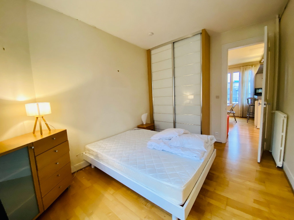 Two furnished rooms – Exceptional area in the heart of Montmartre 6