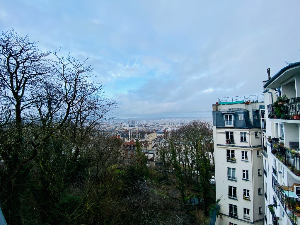 Two furnished rooms – Exceptional area in the heart of Montmartre 8