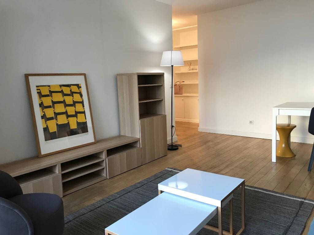 Appartement Paris 75011; 3 pièce(s) meublé 65 m2 4