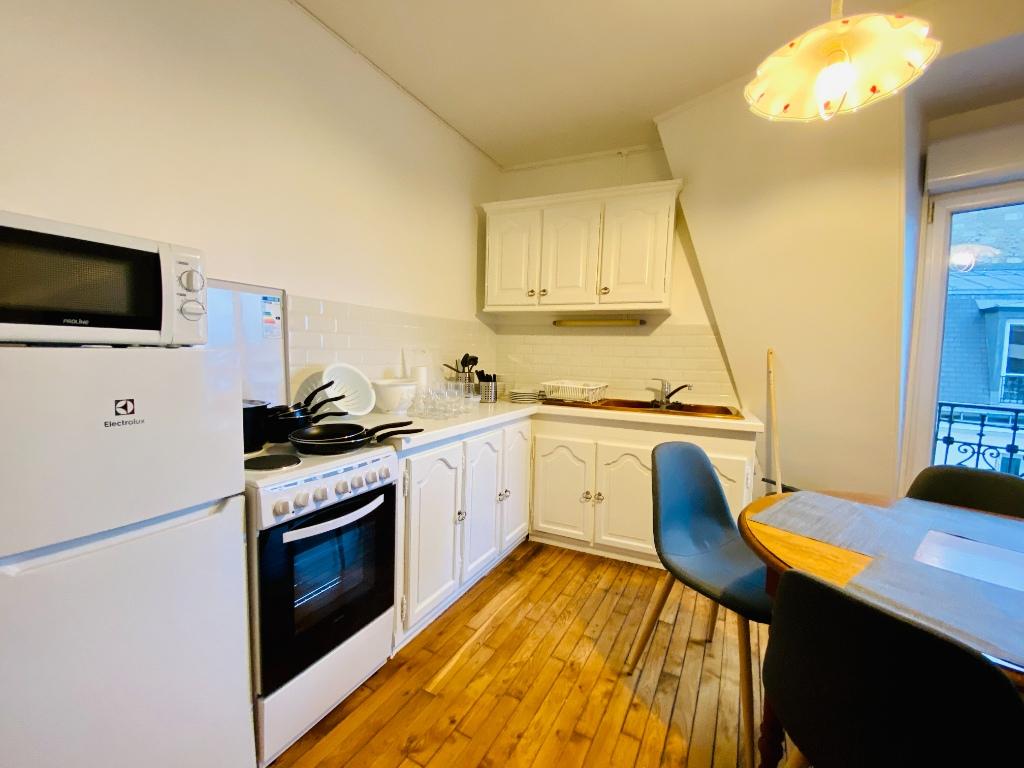 Paris apartment furnished 2 rooms 32 m2 1