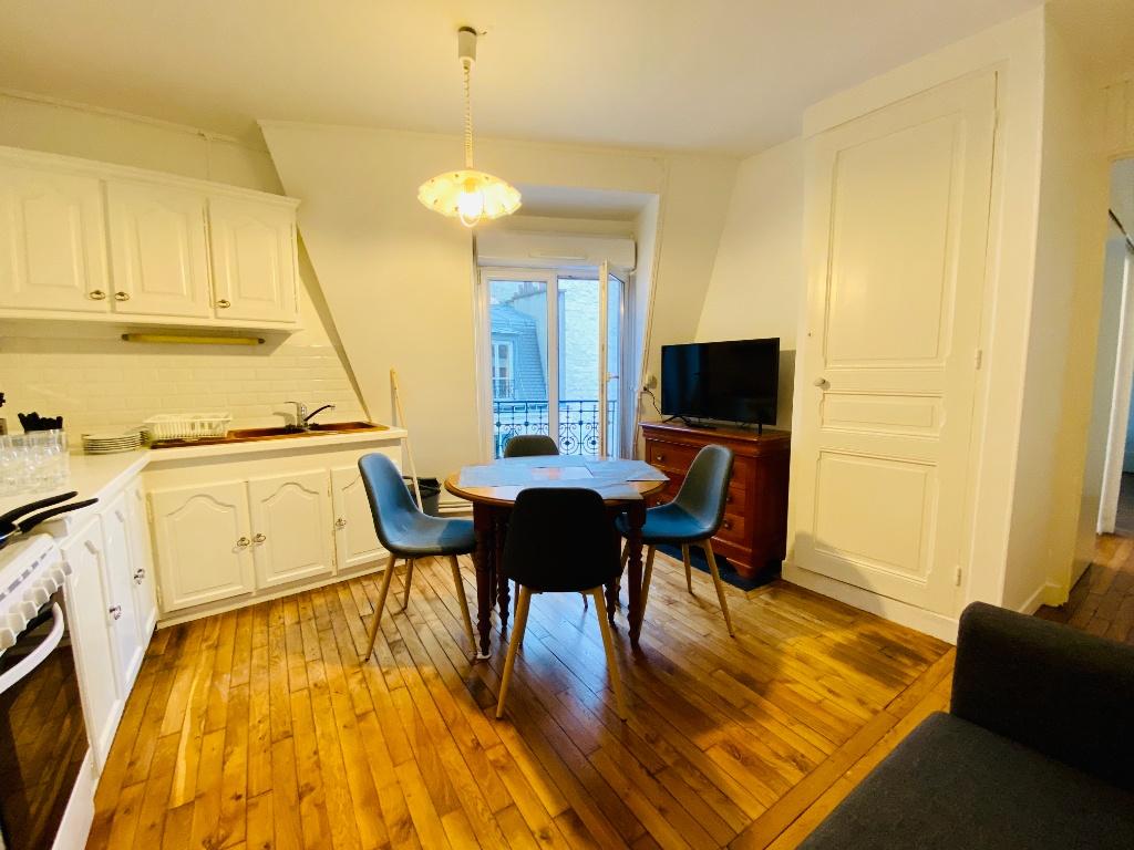 Paris apartment furnished 2 rooms 32 m2 3