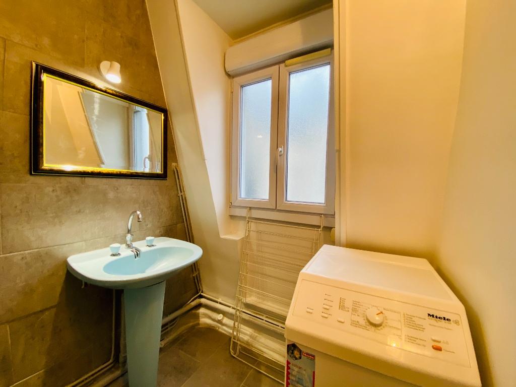 Paris apartment furnished 2 rooms 32 m2 7
