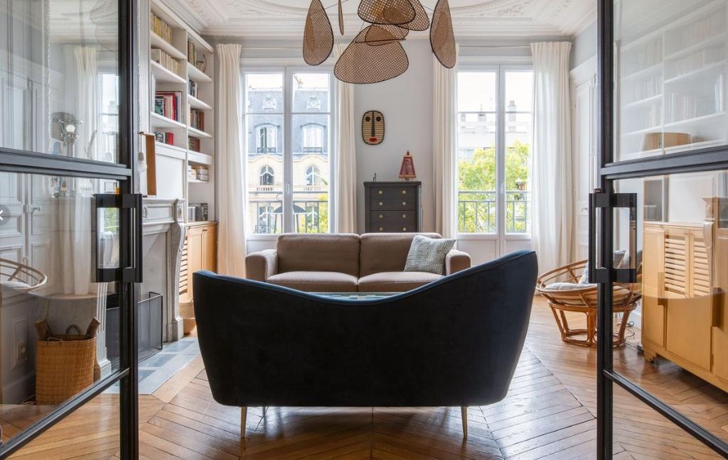 Blanche – Paris apartment 6 room (s) 125 m2 1
