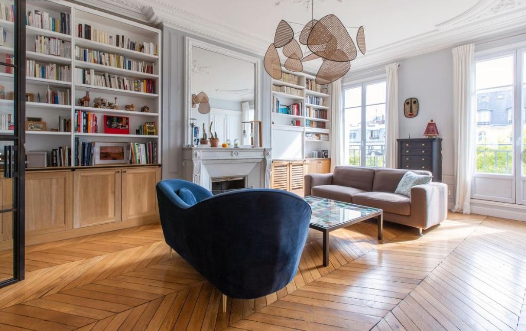 Blanche – Appartement Paris 6 pièce(s) 125 m2 2