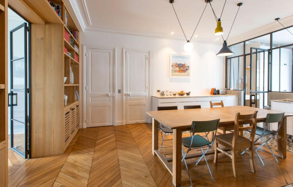 Blanche – Appartement Paris 6 pièce(s) 125 m2 3