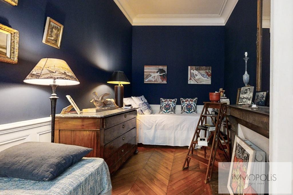 Appartement de charme, rue Moncey, Paris IX. 6